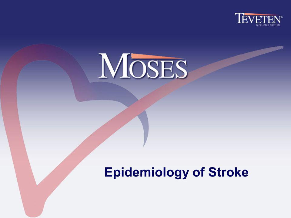 Epidemiology of Stroke