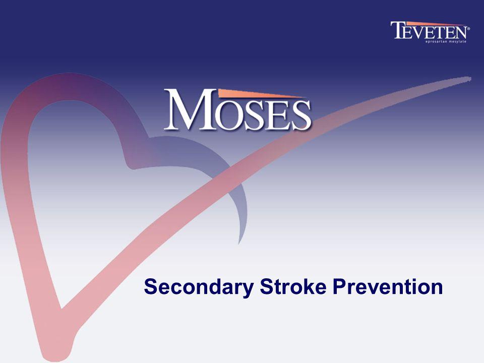 Secondary Stroke Prevention