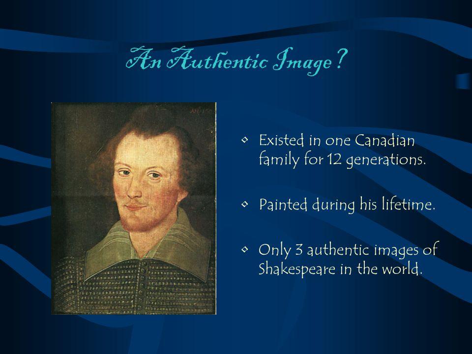 The Man 1564 - 1616
