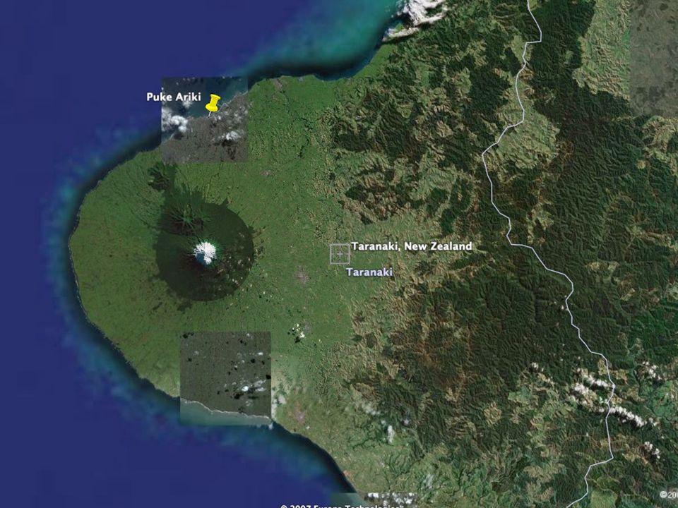 Mt Taranaki Mt Taranaki is a volcano which is still regarded as the ancient ancestor of the people of Taranaki and still influences local culture