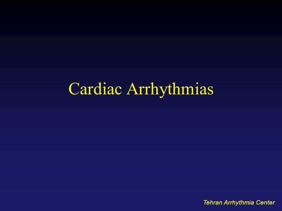 Cardiac Arrhythmias Tehran Arrhythmia Center