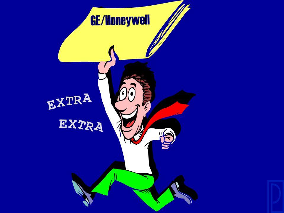 GE/Honeywell E X T R A E X T R A