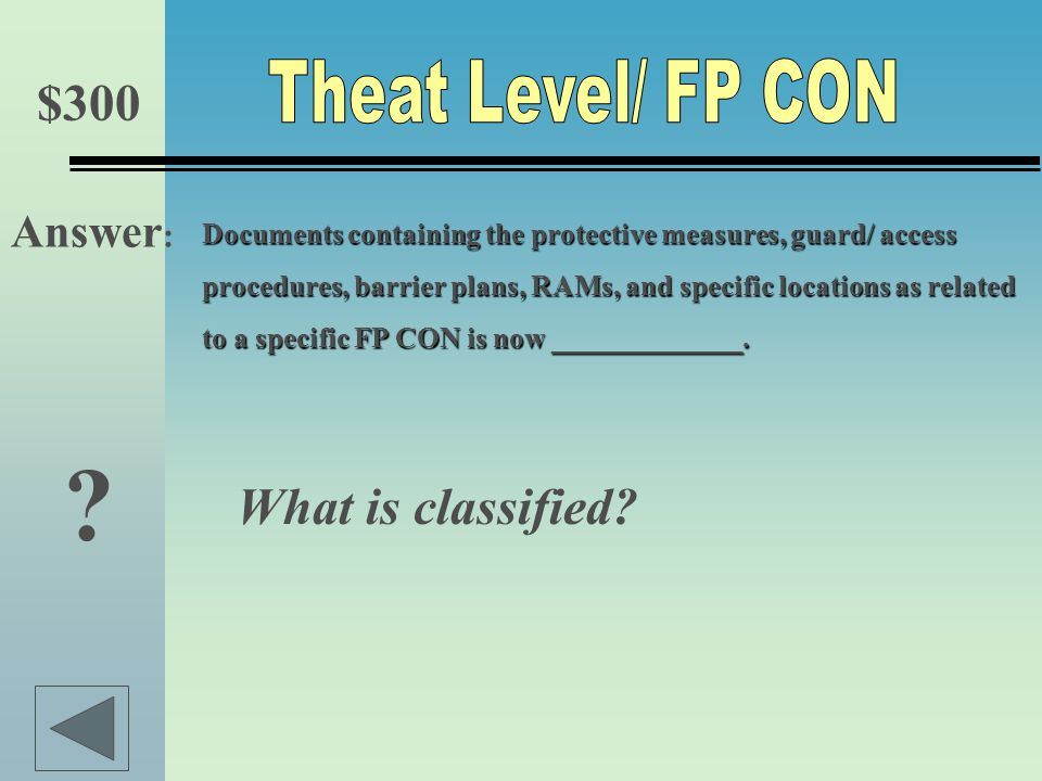 $200 Answer : . What is FP CON BRAVO.