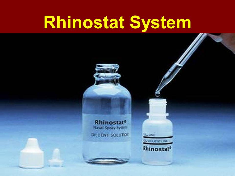 Rhinostat System