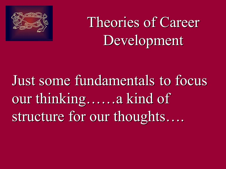Just some fundamentals to focus our thinking……a kind of structure for our thoughts….