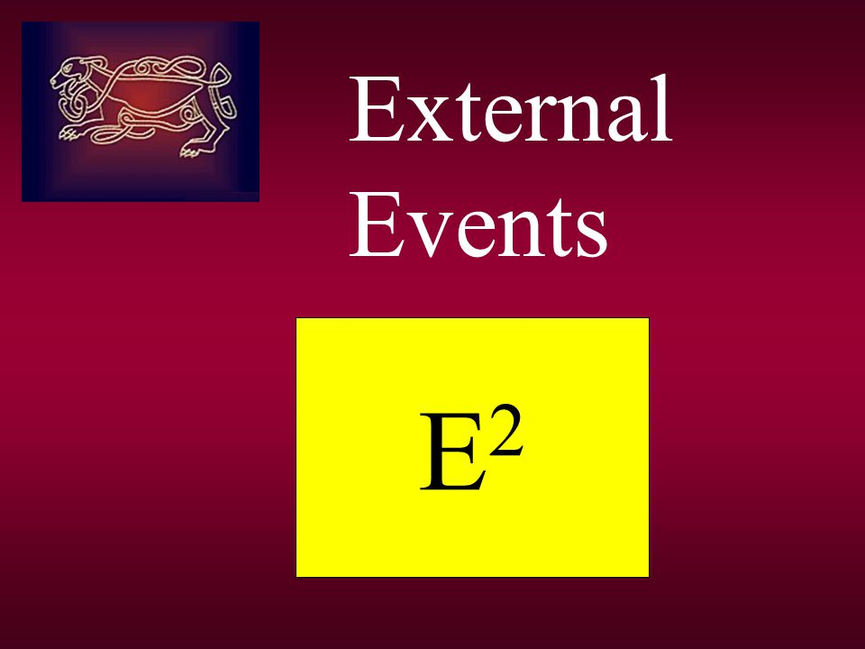 E2E2 External Events