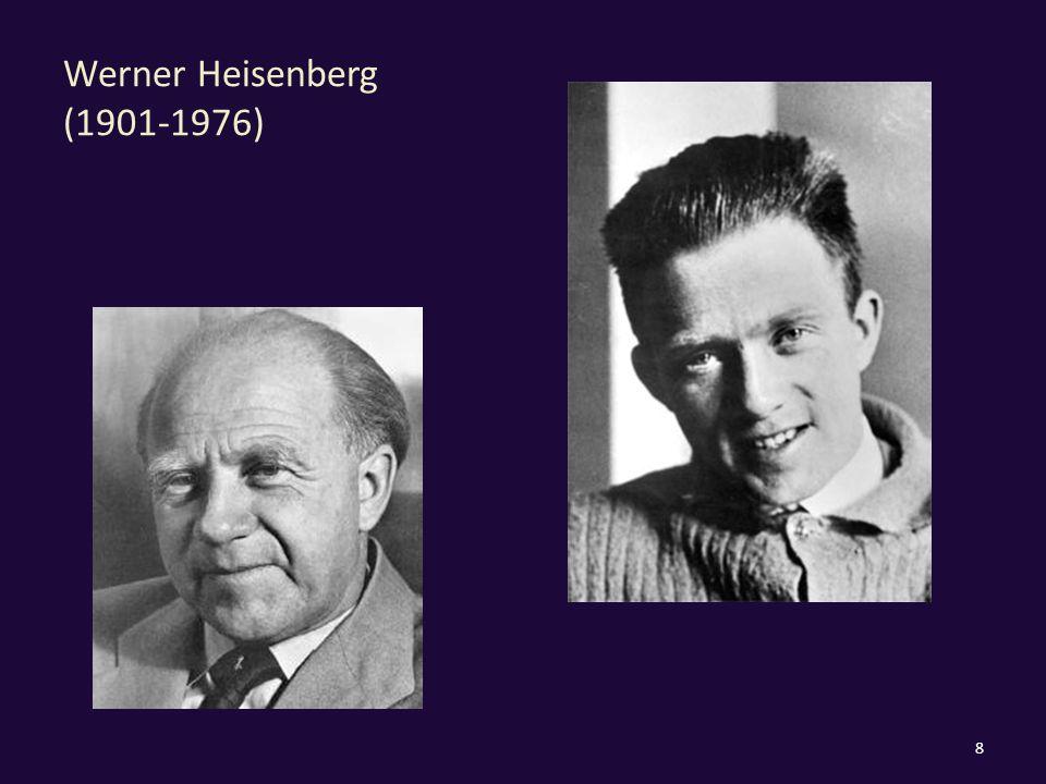 Werner Heisenberg (1901-1976) 8