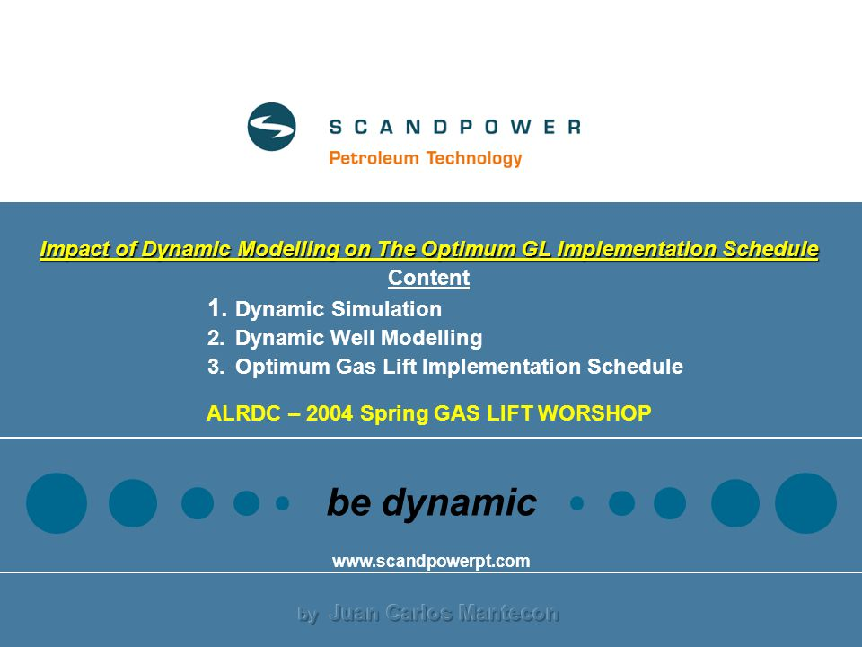 8 be dynamic www.scandpowerpt.com
