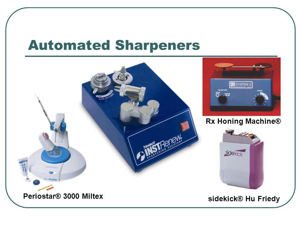 Periostar® 3000 Miltex Rx Honing Machine® sidekick® Hu Friedy