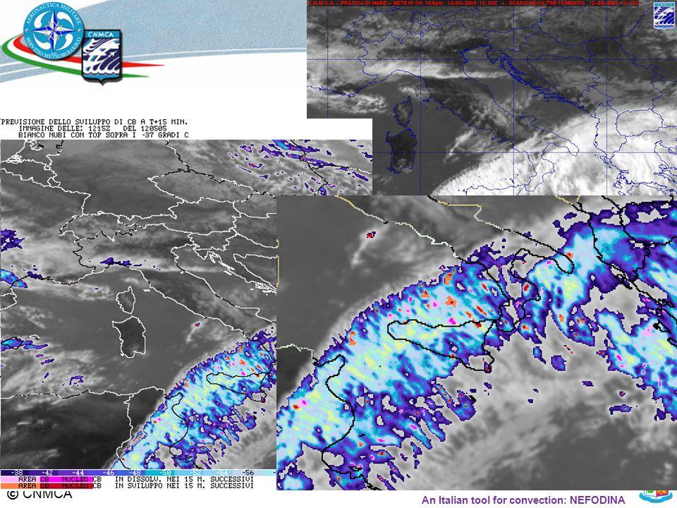 An Italian tool for convection: NEFODINA