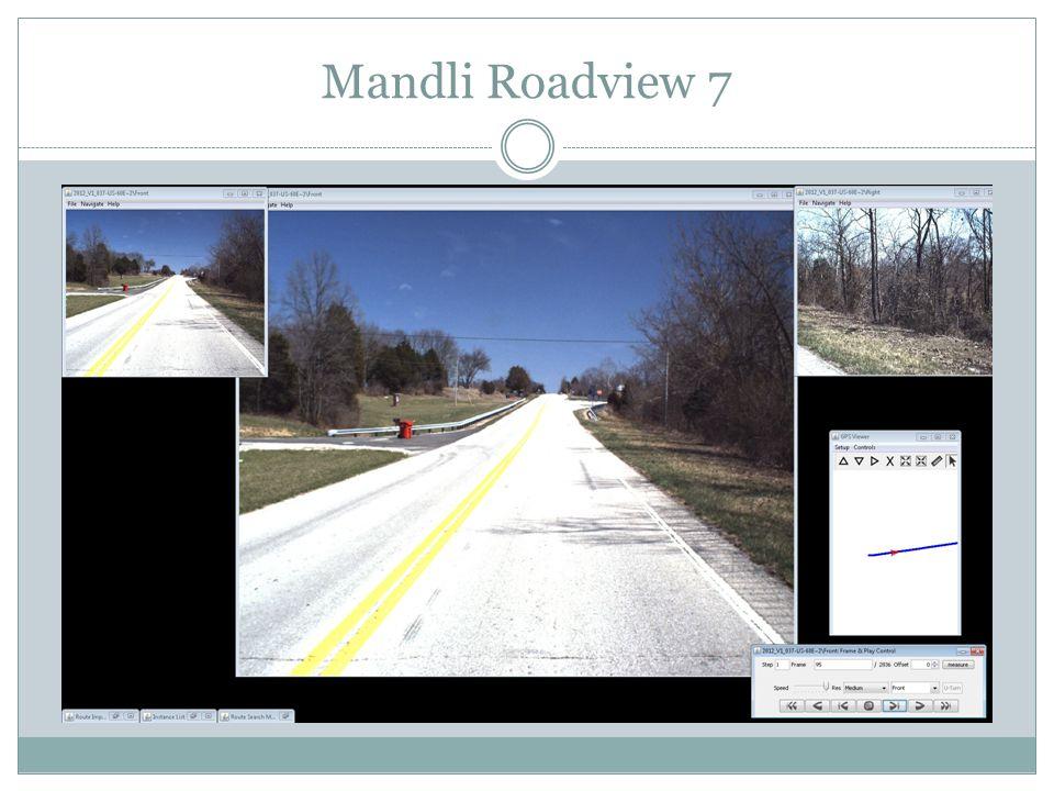 Mandli Roadview 7