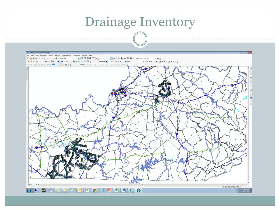 Drainage Inventory