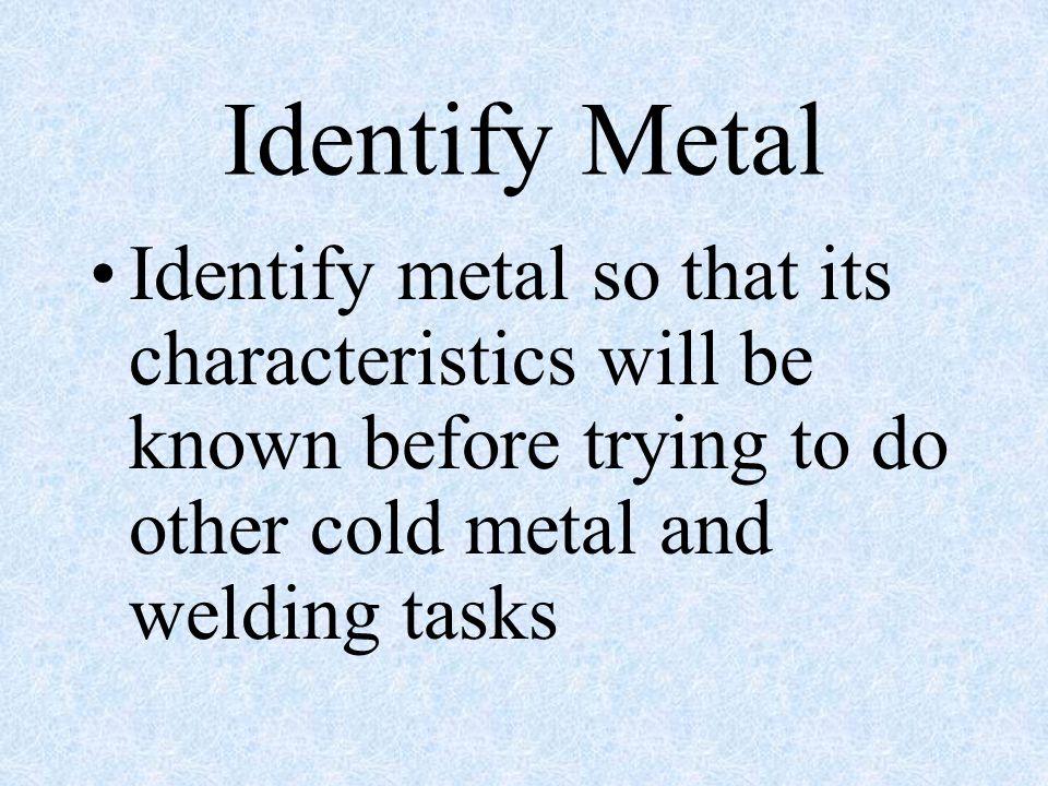 Nonferrous Metals Aluminum Copper Magnesium
