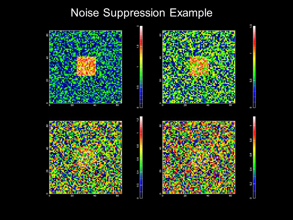 Noise Suppression Example