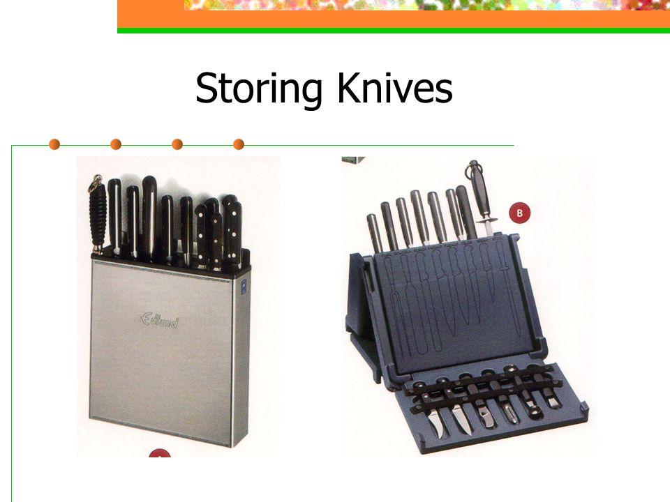 Storing Knives