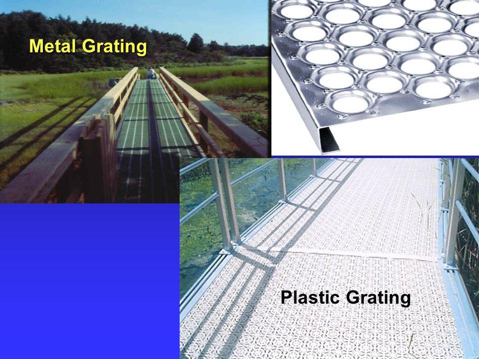 Plastic Grating Metal Grating