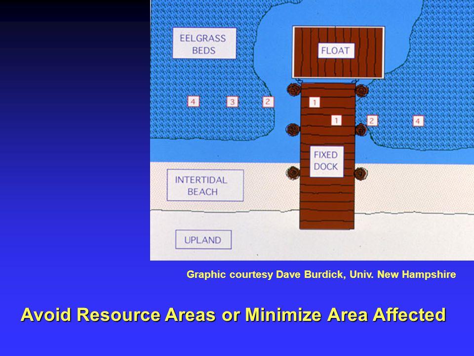 Require regular maintenance and upkeep of docks