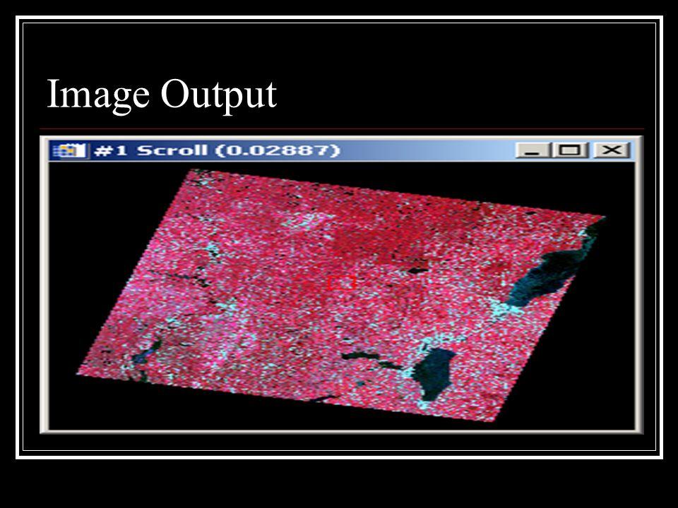 Image Output