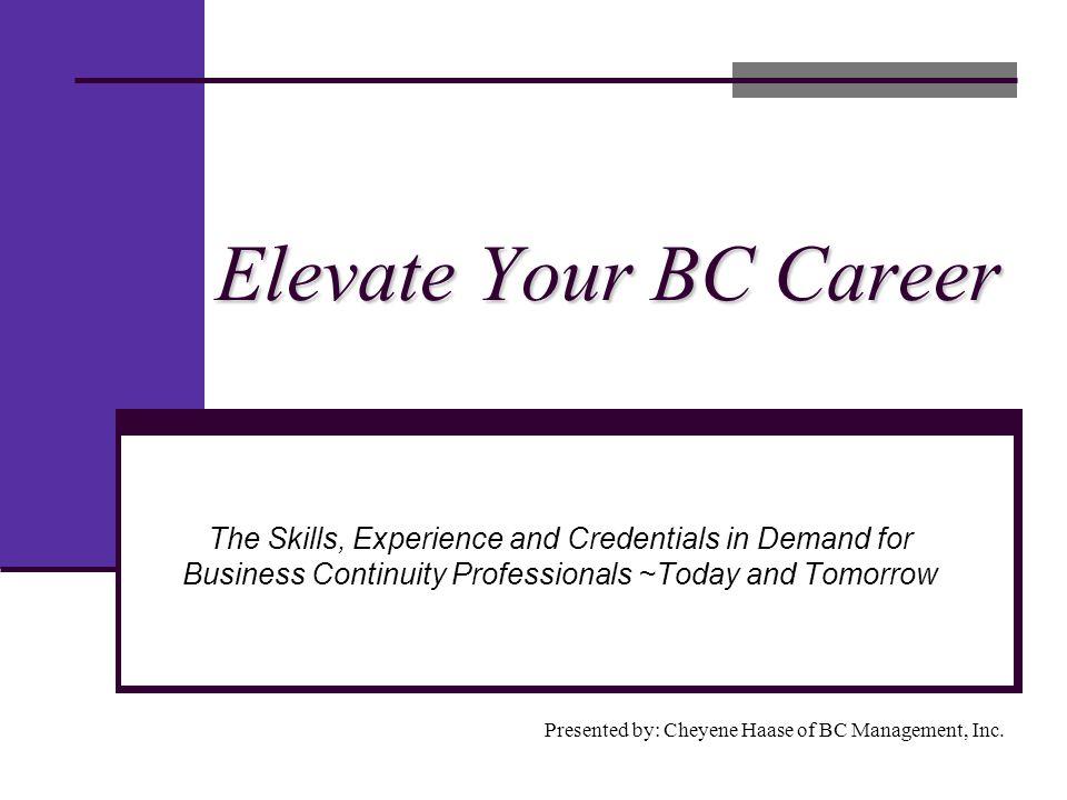 Questions .BC Management, Inc.