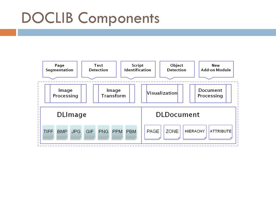 DOCLIB Components