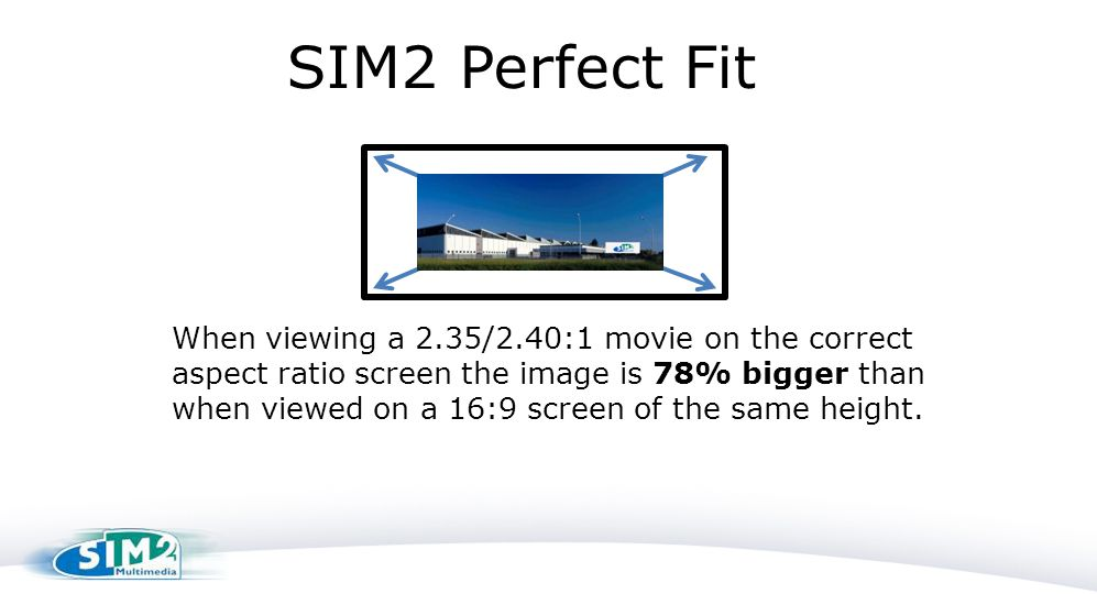 Advantages: 1.Image resolution.Uses the entire 1920 x 1080 chipset.