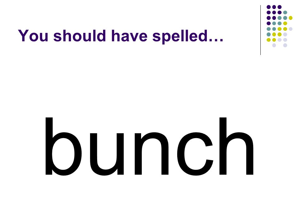 Change the middle of the word birch to make a word for many. birch