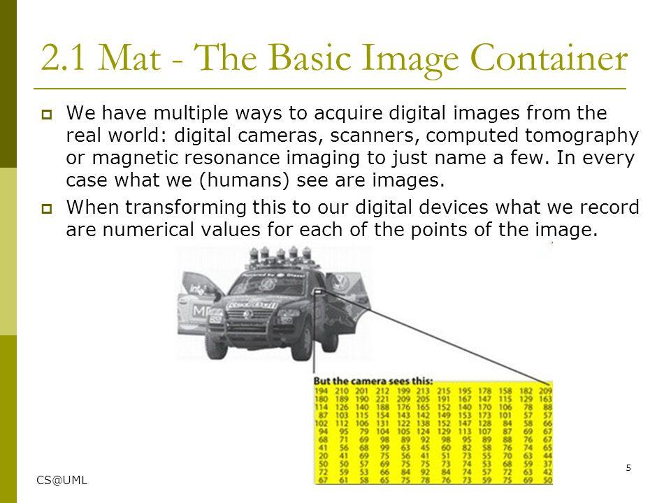 CS@UML The Core Function By Dr. Xinwen Fu36