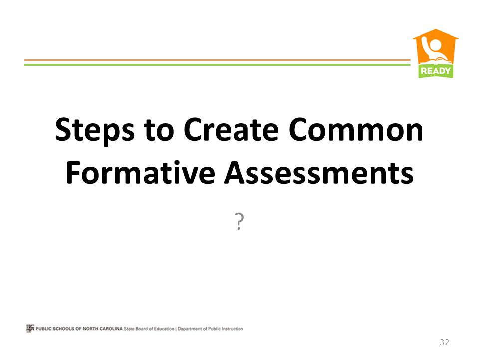 Two Resources http:// www.washoe.k12.nv.us/docs/public policy-accountability- assessment/Assessments/Quick_Review_G uides/Common_Assessments_Quick_Guid e_09-10.pdf http://www.ncpublicschools.org/docs/accountabil ity/educators/falconguide.pdf