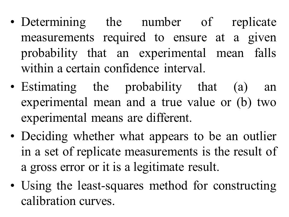 CONFINENCE LIMITS Confidence limits define a numerical interval around x that contains  with a certain probability.