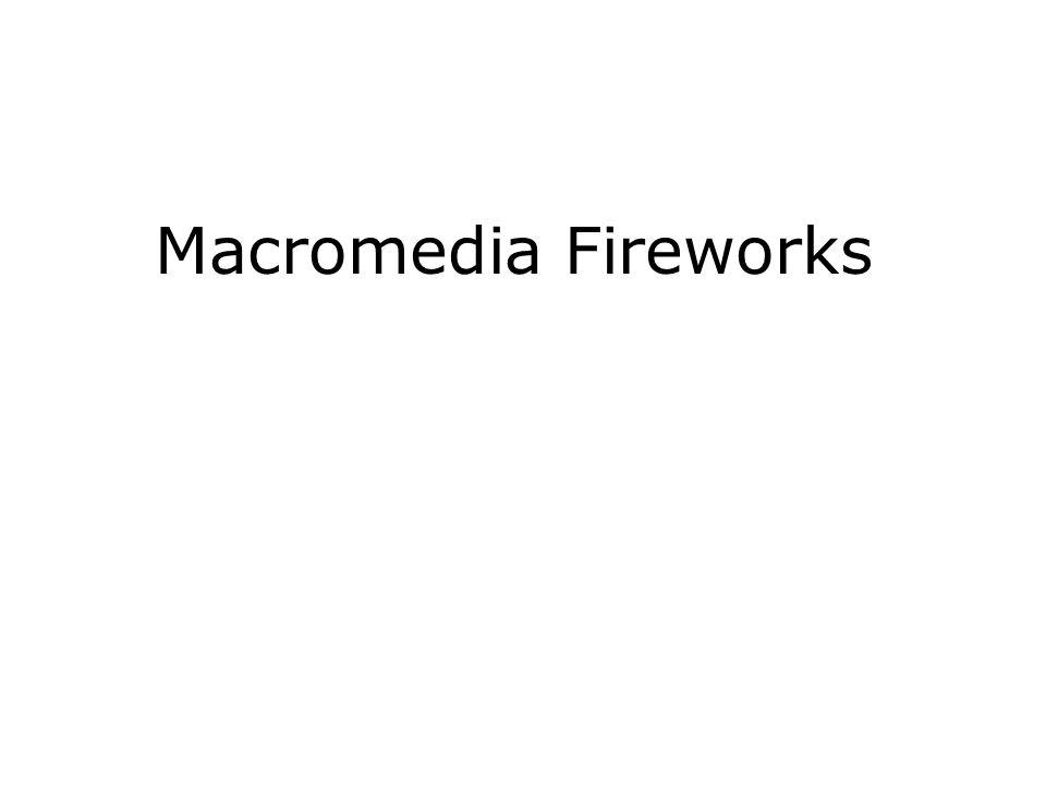 Macromedia Fireworks
