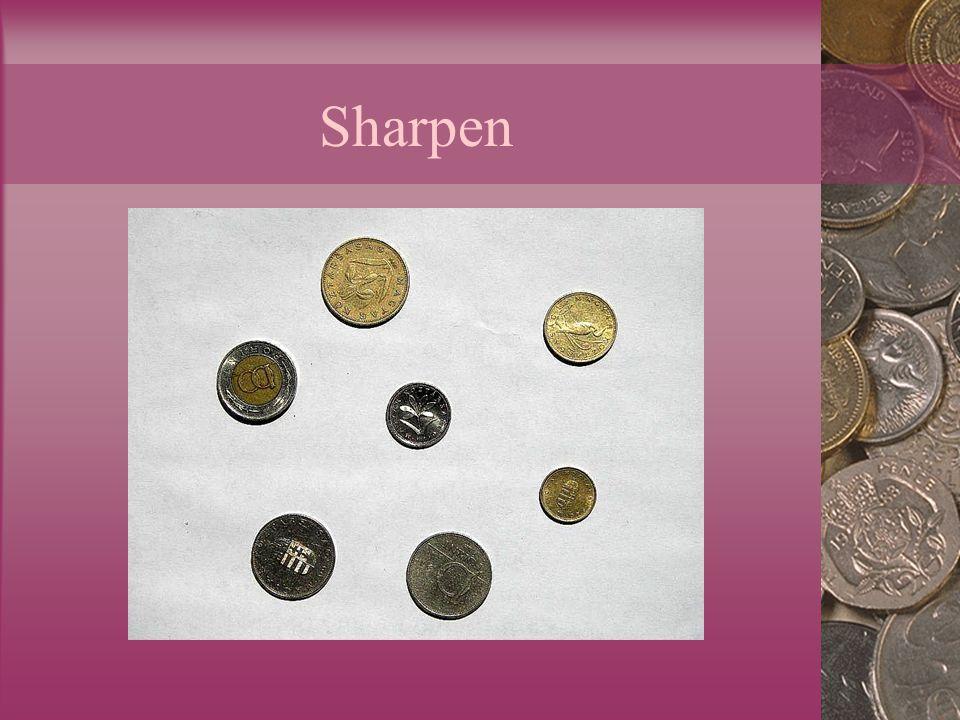 Sharpen