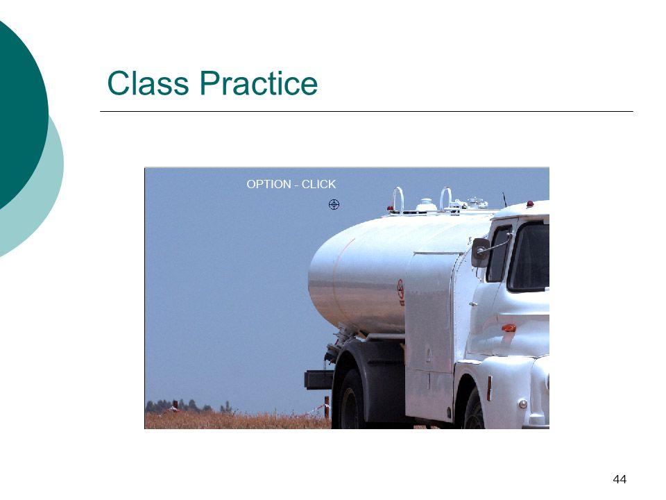 44 Class Practice