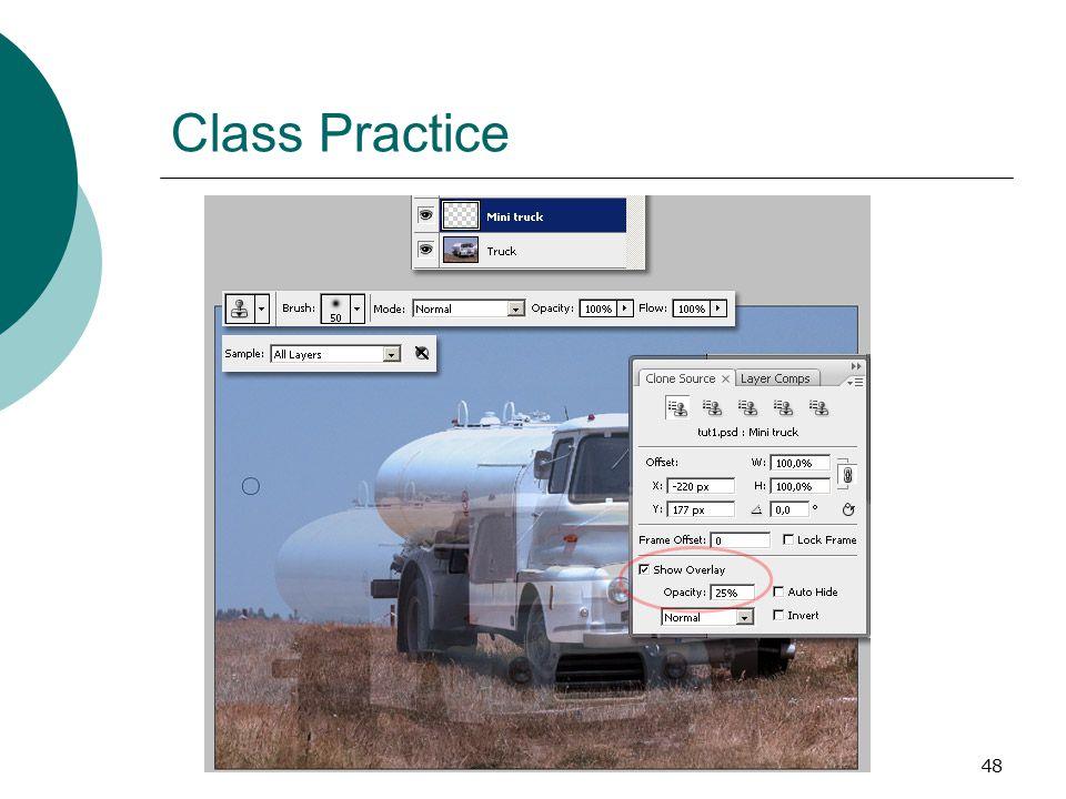 48 Class Practice