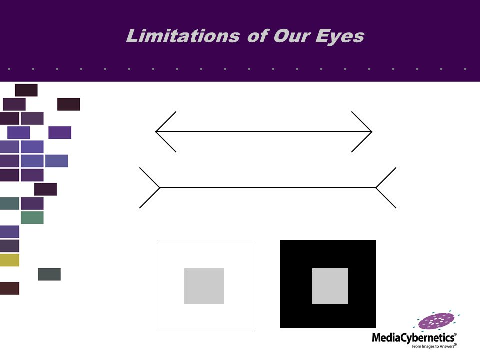 Limitations of Our Eyes