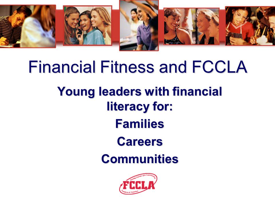 Financing Your Future Apply financial skills to real life