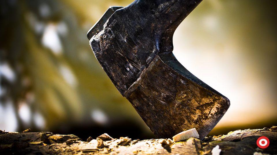 DON'T SWING HARDER Sharpen the axe