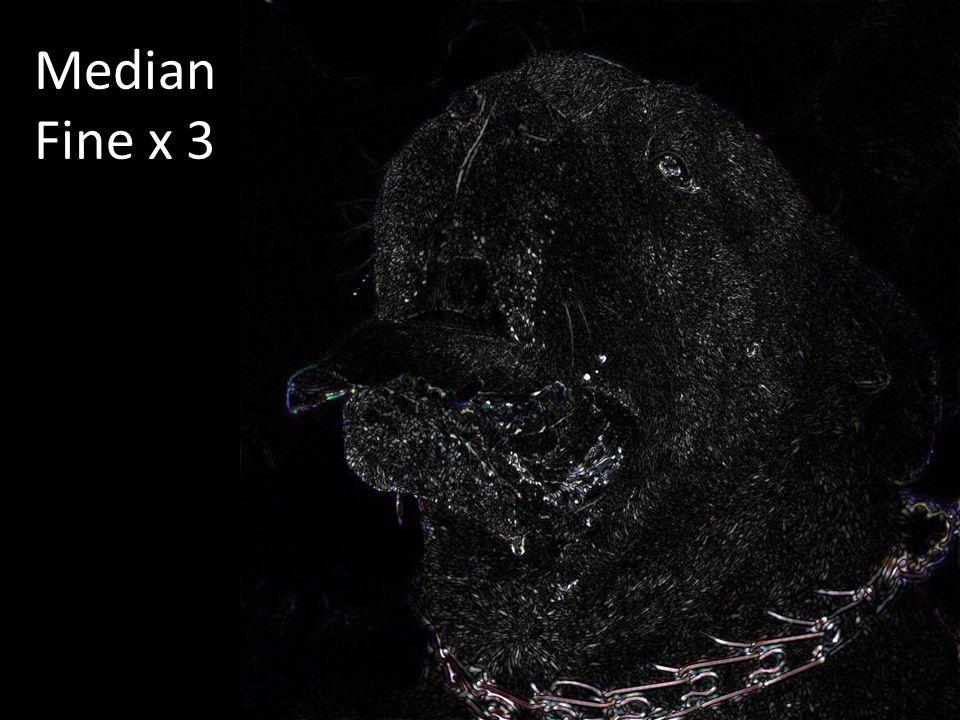 Median Fine x 3