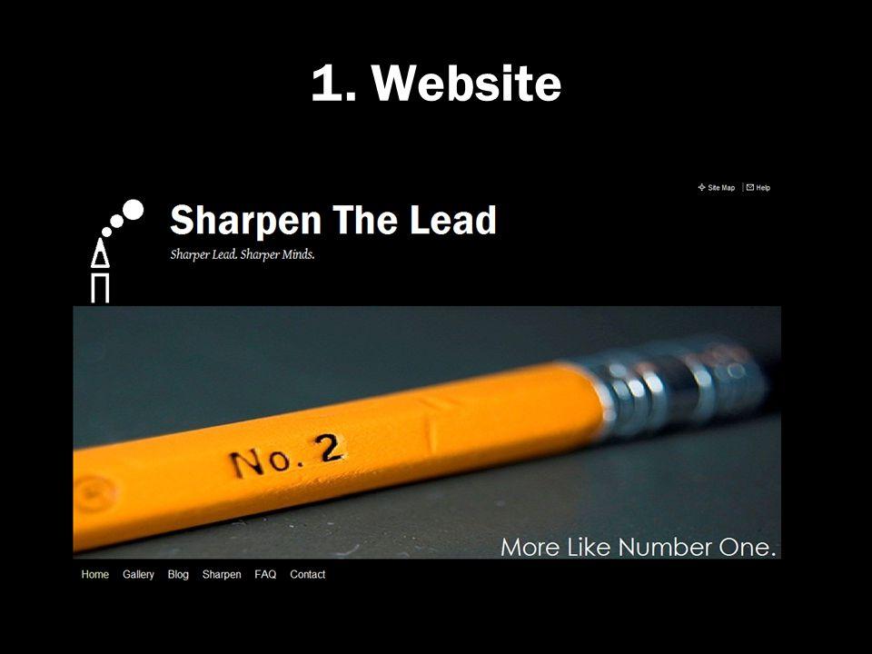 1. Website