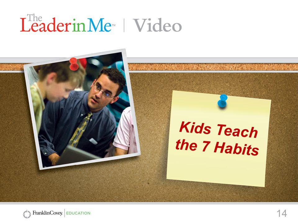 14 Kids Teach the 7 Habits