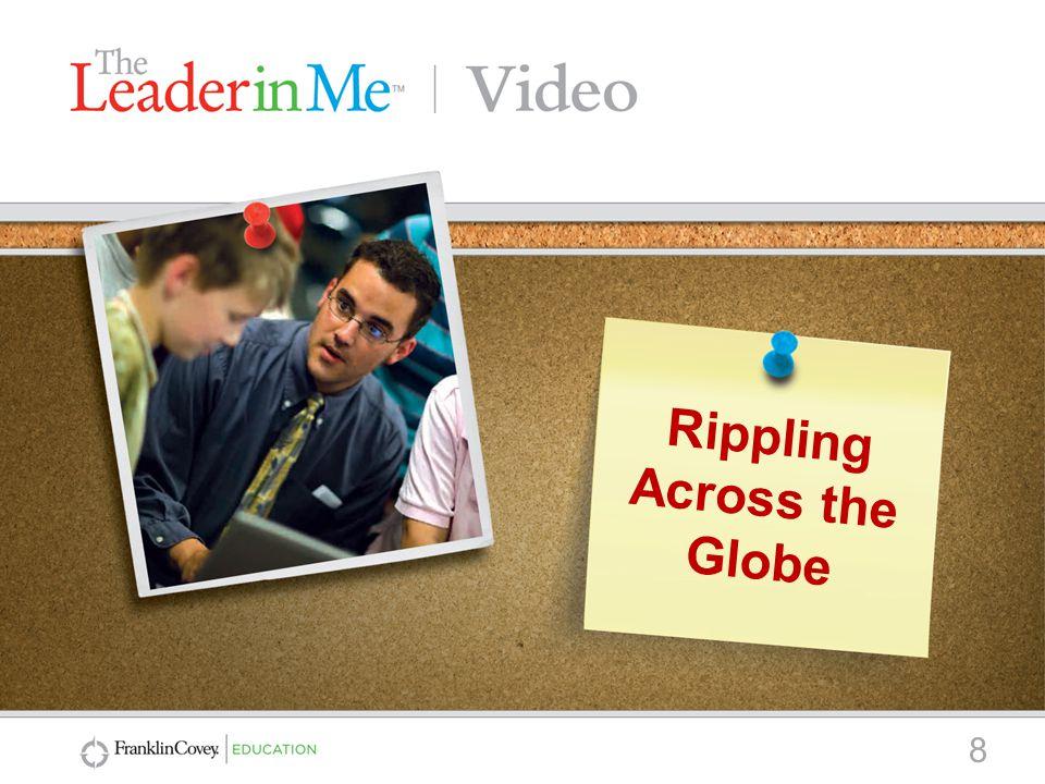 8 Rippling Across the Globe