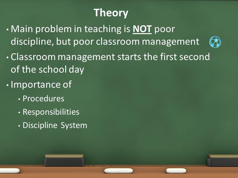 Outcome Being an effective teacher!!.