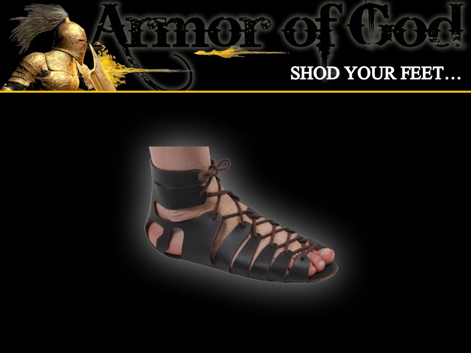 The Feet is that part of us that touches the world on a daily basis James 4:4; the world is at enmity with God 1 John 5:19; the world lies under the sway of the wicked one 1 John 2:16; the world consists of the lust of the eyes, lust of the flesh, pride of life