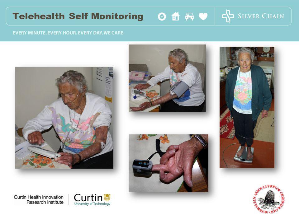Telehealth Self Monitoring