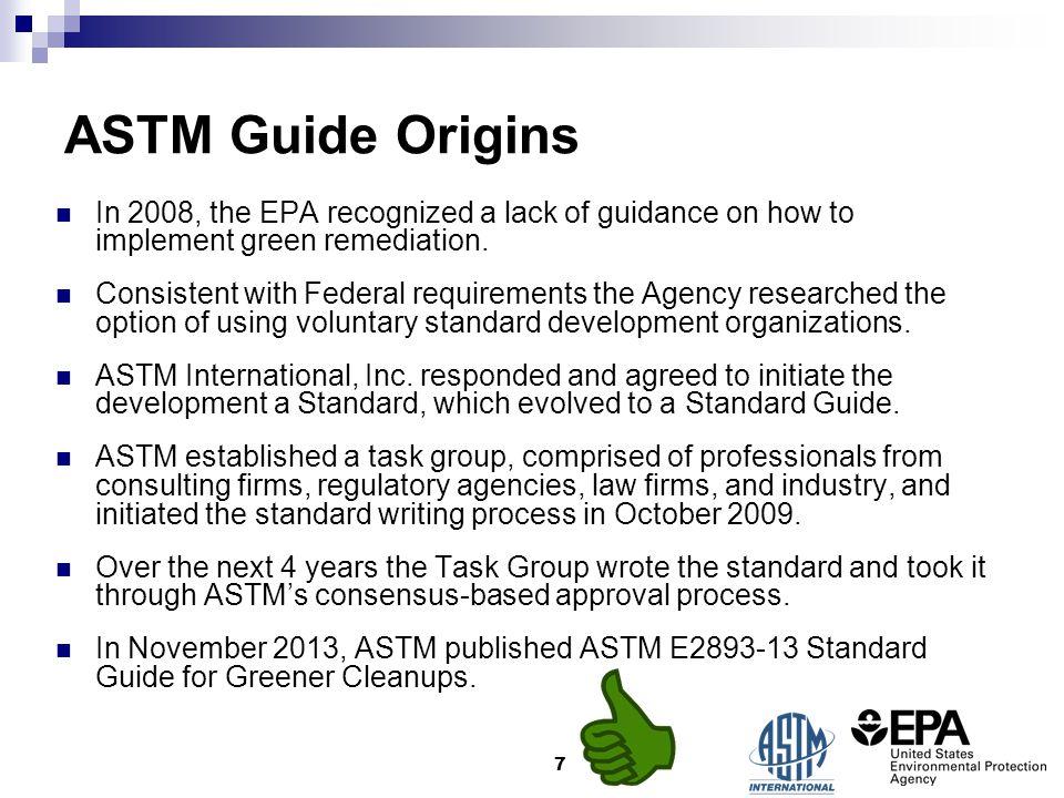 ASTM BMP Table