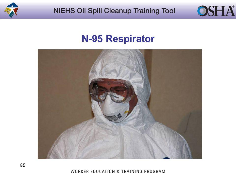 N-95 Respirator 85
