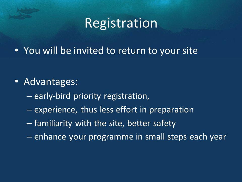 Registration Check for available sites at: http://iccs-status.rafflesmuseum.net Explore site using the map: http://iccs-map.rafflesmuseum.net Register your location at: http://iccs-registration.rafflesmuseum.net