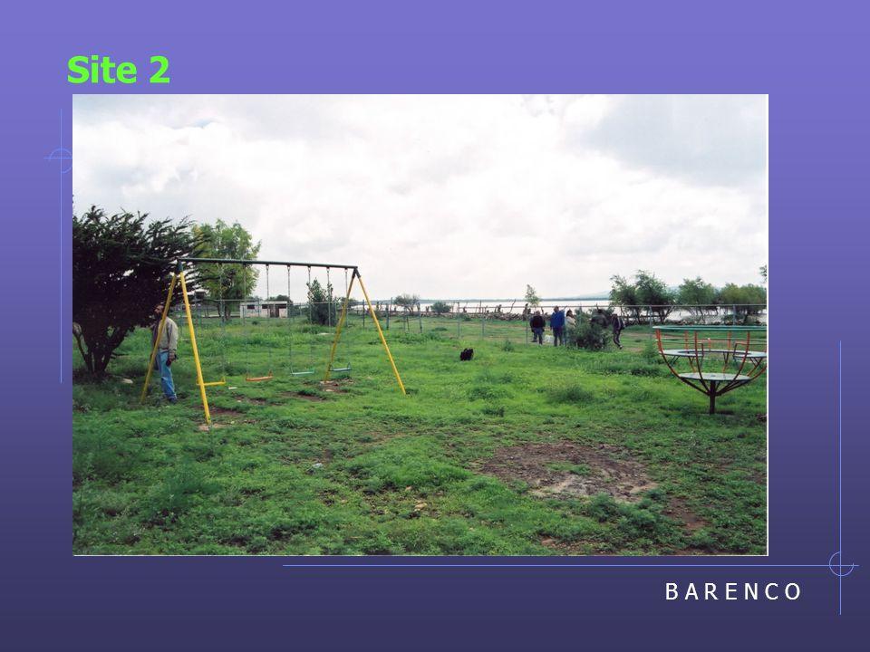 B A R E N C O Site 2