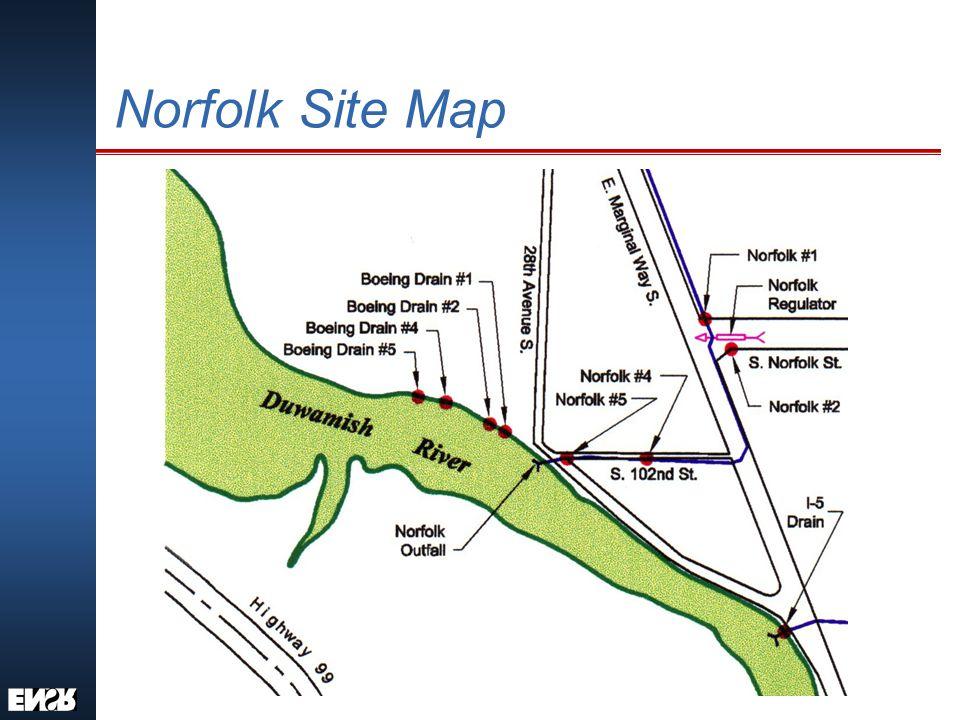 Norfolk Drains - Fortran Model