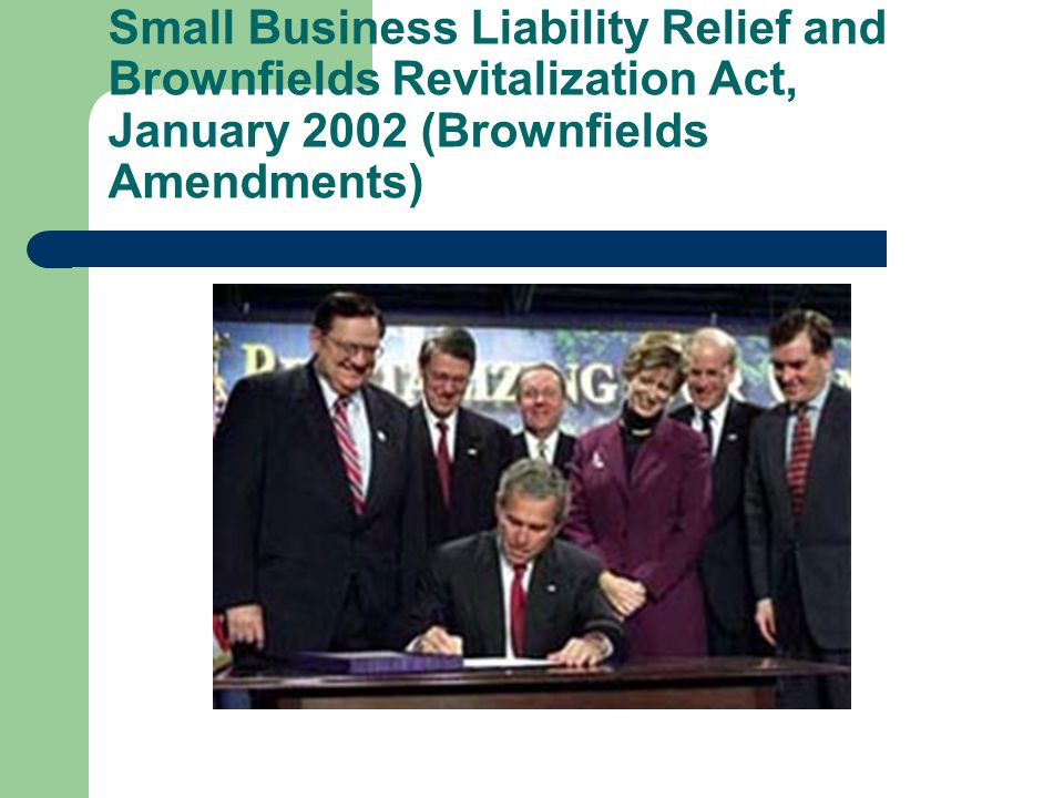 2005 Eligibility Guidance Limits definition of brownfield Adds criteria for determining eligibility that are not found in the statute 2 challenges favored DEC so far