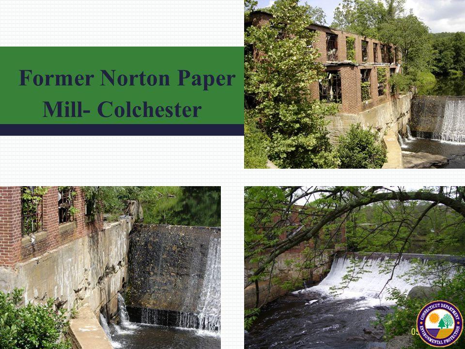 Former Norton Paper Mill- Colchester
